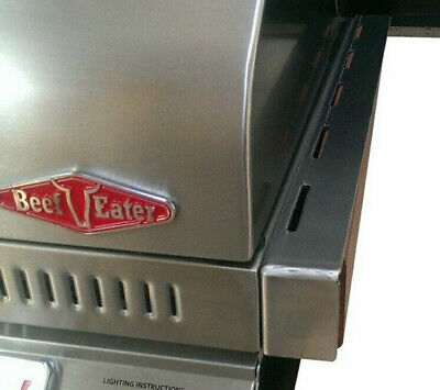 Built-In Bracket Set for BeefEater Discovery 1100s, 1100e & 900e Barbeque (BBQ)