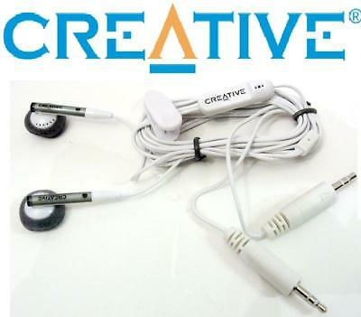 New White Creative Labs Gaming Headset Msn Yahoo Skype