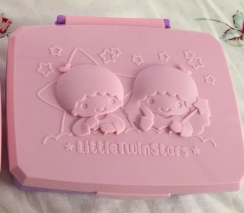 Little Twin Stars Make-up removing wipes or Wet Tissue Box SANRIO Japan Kawaii