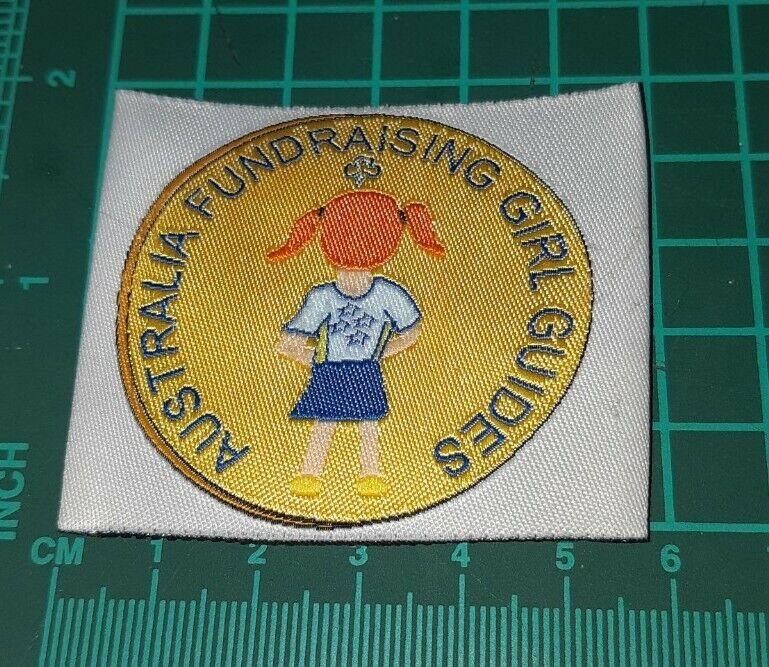 Australia Fundraising  Girl Guides Badge.