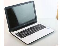 "Hp 15"" Windows 10 Laptop - 1.3ghz Pentium, 1TB Hard Drive, 4gb Ram"