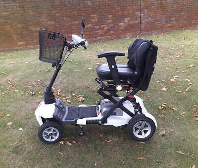 Mobility scooter TGA Maximo Plus 4 (foldable)