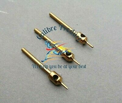 Hair Transplant Fue Hair Punch Set Of 3 0.8mmm0.9mm1mm