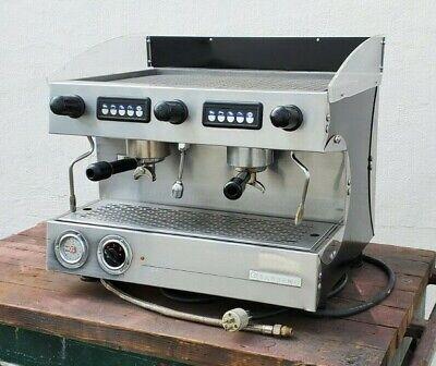 San Remo Commercial 2 Group Espresso Machine Cappuccino Latte Great Deal