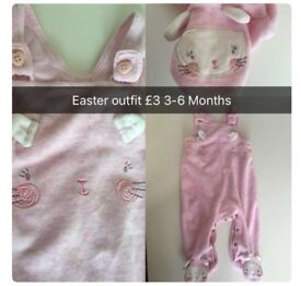 Easter outfit 3-6 Months
