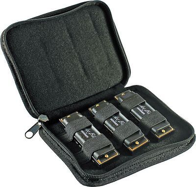 Hohner Hoodoo Blues Harmonica 3-Pack with Case C,D,G on Rummage