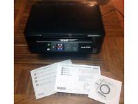 Epson Stylus SX435W Inkjet All In One Printer Scanner Copier with WiFi