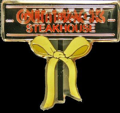 HG Outback Steakhouse Yellow Ribbon