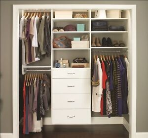 Closet and storage solutions design and installation Peterborough Peterborough Area image 3