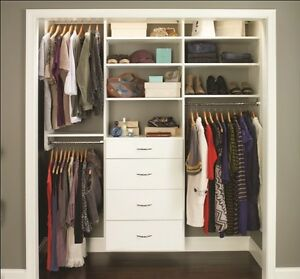 Closet and storage solutions design and installation Kawartha Lakes Peterborough Area image 4