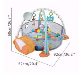Baby play gym/ ball pool