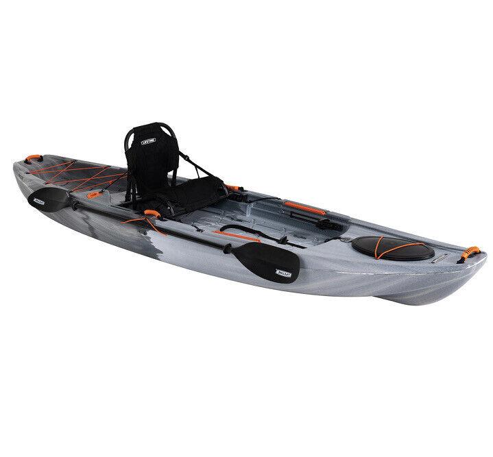 Lifetime Yukon Angler 116 Fishing Kayak (Paddle Included)