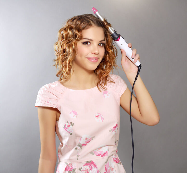 Remarkable Top 5 Curl Styles From Curling Irons Short Hairstyles Gunalazisus