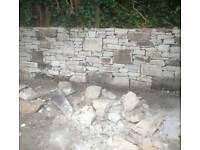 Stonemason, builder/handyman available