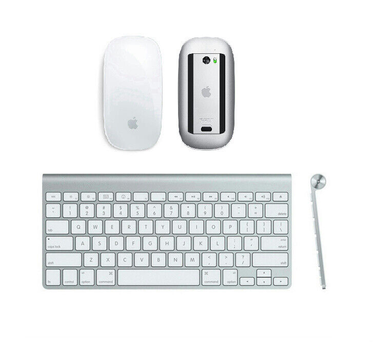 Apple Wireless Keyboard A1314 and Magic Mouse A1296