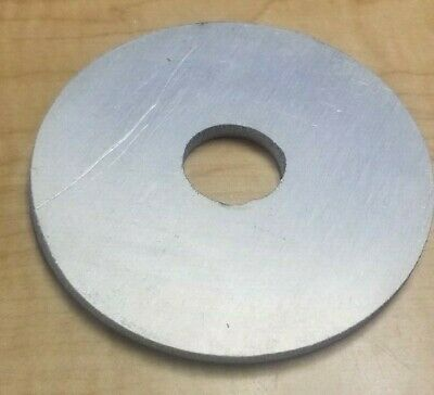 A12 4 Aluminum Disc X .125 With 1 12 Id