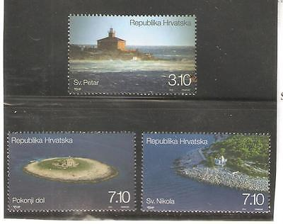 2012  LIGHTHOUSES  -  SG  1111/1113