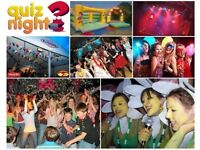 Disco, Karaoke, DJ Hire, Bouncy Castles, Bournemouth, Poole, Christchurch - Special Offers!