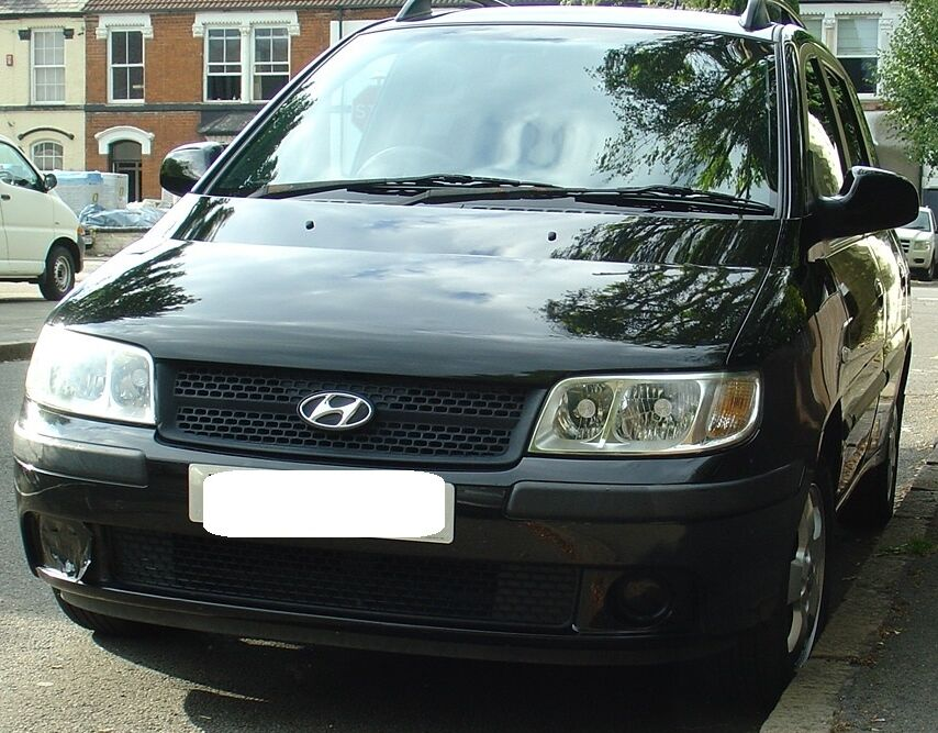 Hyundai Matrix 1.6 GS