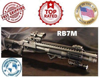 Black Aces Tactical Picatinny Quad Rail For Mossberg 500/590/A1 Maverick 88