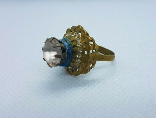 Ancient Viking Bronze Ring Artifact Bronze Ring Authentic Type Rare