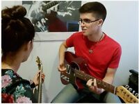 GUITAR LESSONS IN GUILDFORD! (Try for free!)