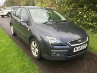 FORD FOCUS 1.6 TDCI 2005 (55) MOTD 1 YEAR , DRIVES SUPERB