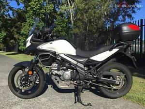 2012 V-Strom 650 DL650A Bundall Gold Coast City Preview