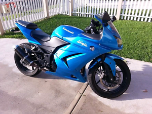 2010 Kawasaki Ninja 250R Arncliffe Rockdale Area Preview