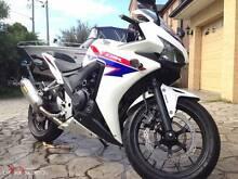 2013 Honda Cbr500r (ABS) Yagoona Bankstown Area Preview
