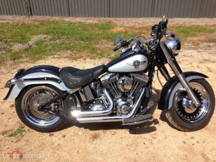 2012 Harley Davidson Fat Boy