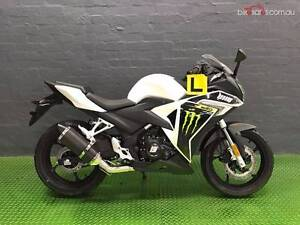 2016 braaap MOTO3 MONSTER ENERGY Road Manual 6sp 250cc Brunswick Moreland Area Preview