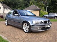 BMW 318I , 2004 (54) MOTD 30 JUNE 2017 , EXELLENT CONDITION FOR AGE , SERVICE HISTORY
