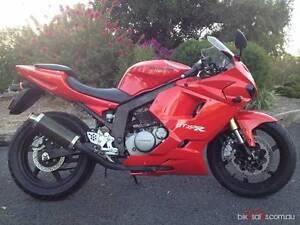 2007 Hyosung GT250 Motorbike Perth Perth City Area Preview