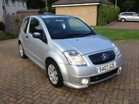 CITREON C2 1.4 HDI FURIO 2007, FULL SERVICE HISTORY , £30 A YEAR TAX , 70MPG