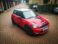 R56 Mini Cooper S (turbocharged)