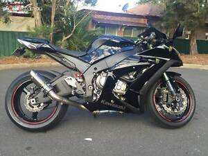2011 January Kawasaki Ninja ZX-10R ABS [MY2011] Bardwell Valley Rockdale Area Preview