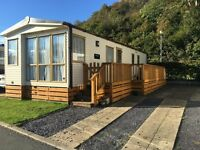 Pre Owned 2012 ABI St. David's Static Caravan on LUXURY HOLIDAY PARK, Red Wharf bay, Anglesey