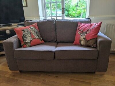 Sofa and sofa bed, barely used