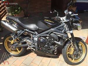 2012 Triumph Street Triple R - low kms & loads of extras Erskine Park Penrith Area Preview