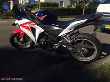 2011 Honda CBR250R with Mods. Belrose Warringah Area Preview