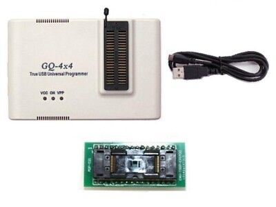 GQ-4X4 PRG-1117 GQ-4X V4 Willem Programmer Light Pack+ADP-033A