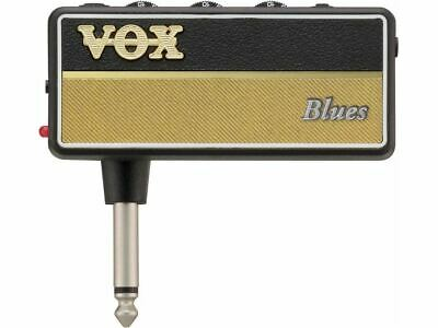 Vox Amplug 2 Blues Headphone Amp for sale  Shipping to India