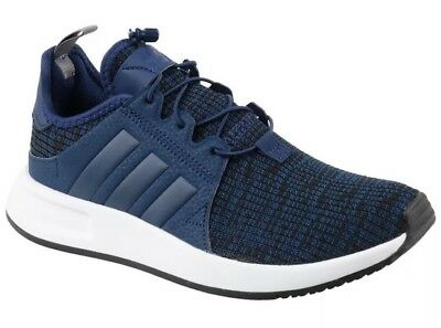 9aa5b306fea18 Adidas Originals X PLR Youth Size 6Y Dark Blue Dark Blue White BY9876 NEW!