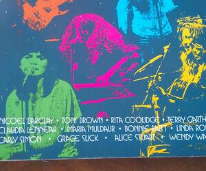 Roc 'N Roll Woman, Katherine Orloff, 1974 Kitchener / Waterloo Kitchener Area image 2