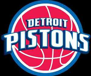 Detroit Pistons tickets Stratford Kitchener Area image 1