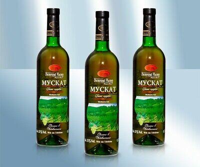 """Weisswein """"Muskat"""" süß 13% Вино """"Мускат"""" белое сладкое 13% Узбекистан"""
