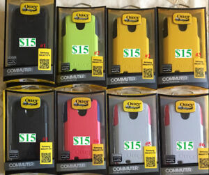 Samsung S4 & S3 Commuter Otter Box ONLY $10