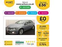 Volkswagen Passat 2.0TD ( 140ps ) FROM £36 PER WEEK !