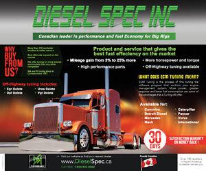 PACCAR PX6-PX7-PX8-PX9  EGR - DPF  Delete Edmonton Edmonton Area image 2